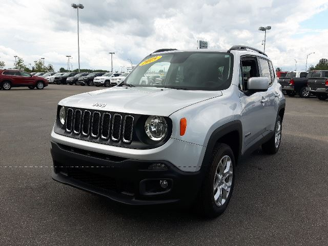 2015 jeep renegade north latitude gris 4x4 vus uconnect. Black Bedroom Furniture Sets. Home Design Ideas