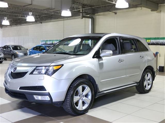 2011 acura mdx sh awd tech cuir toit nav tv dvd 7pass. Black Bedroom Furniture Sets. Home Design Ideas