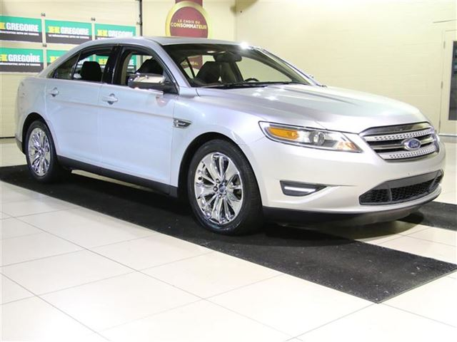 2010 Ford Taurus LIMITED CUIR TOIT MAGS in Saint-Leonard, Quebec
