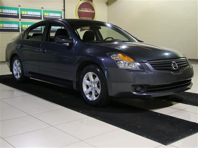 2008 nissan altima 2 5 s auto a c gr n lect mags charcoal. Black Bedroom Furniture Sets. Home Design Ideas