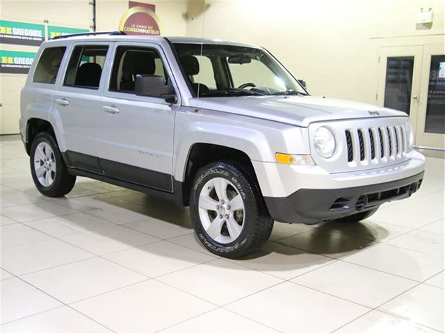 2011 jeep patriot north 4wd auto a c gr n lect mags. Black Bedroom Furniture Sets. Home Design Ideas