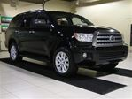 2013 Toyota Sequoia PLATINUM 4WD CUIR TOIT NAV TV/DVD CAMERA RECUL in Saint-Eustache, Quebec