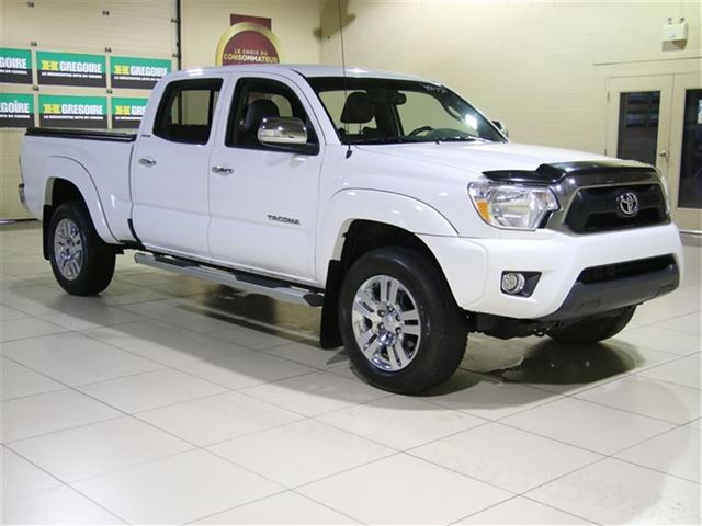 2013 toyota tacoma limited crewcab a c cuir gr n lect mags saint eustache quebec used car. Black Bedroom Furniture Sets. Home Design Ideas