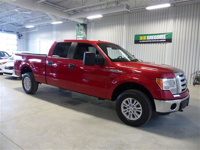2012 Ford F-150 XLT CREW-CAB 4X4 (Mags) in Chicoutimi, Quebec
