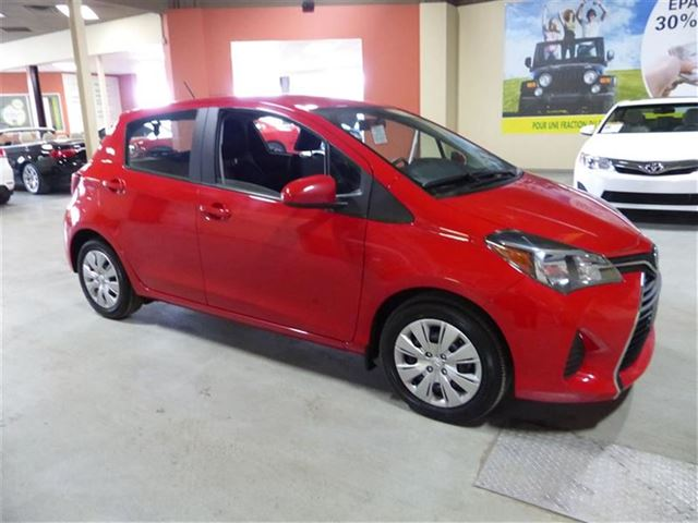 2015 Toyota Yaris LE HATCHBACK in Chicoutimi, Quebec