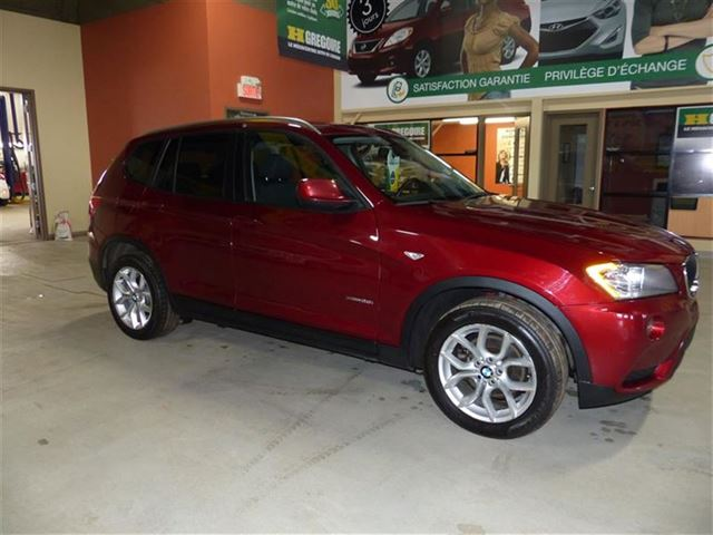 2013 BMW X3 28I X DRIVE (Cuir Toit) in Chicoutimi, Quebec