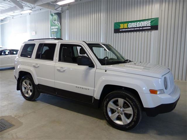 2011 Jeep Patriot North Edition 4X4 in Chicoutimi, Quebec
