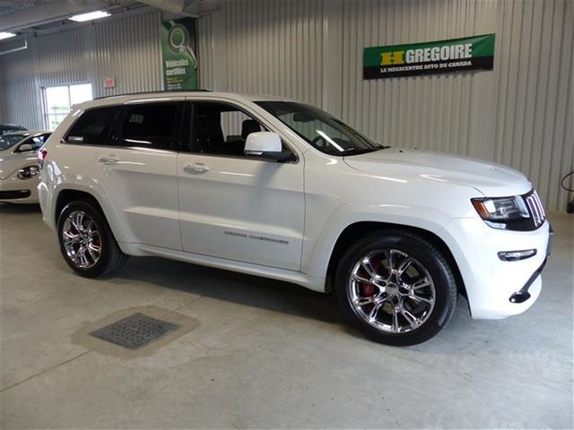 2014 Jeep Grand Cherokee SRT8 in Chicoutimi, Quebec