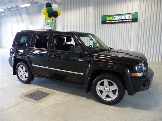 2010 Jeep Patriot North 4X4 in Chicoutimi, Quebec