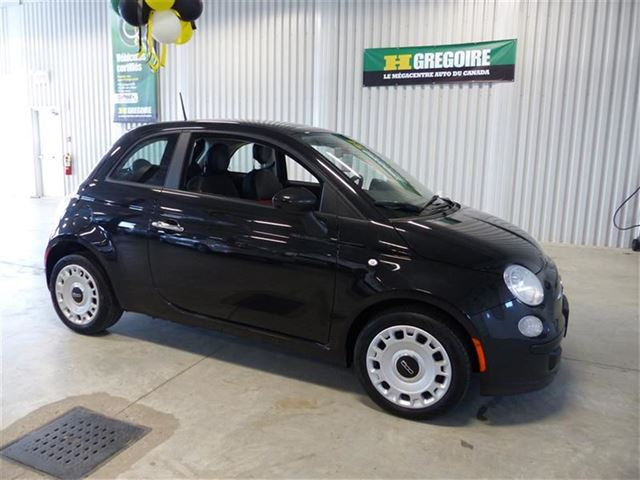 2012 Fiat 500           in Chicoutimi, Quebec