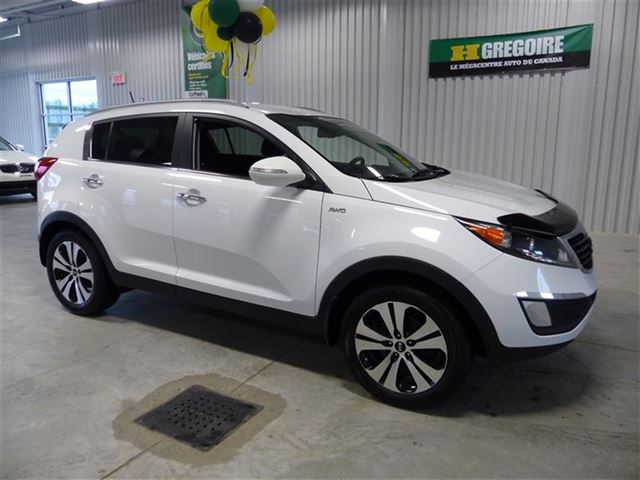 2012 Kia Sportage EX AWD in Chicoutimi, Quebec