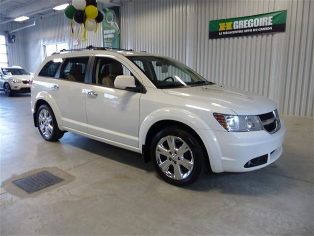 2010 Dodge Journey RT Awd in Chicoutimi, Quebec