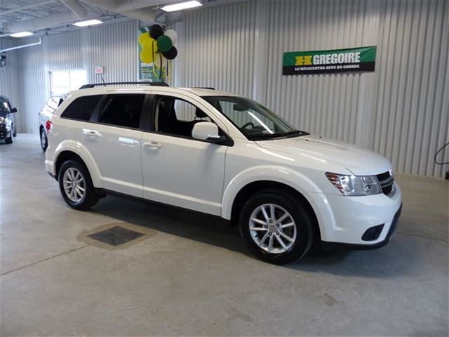 2015 Dodge Journey SXT 7pass in Chicoutimi, Quebec