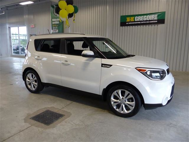 2015 kia soul ex chicoutimi quebec used car for sale. Black Bedroom Furniture Sets. Home Design Ideas