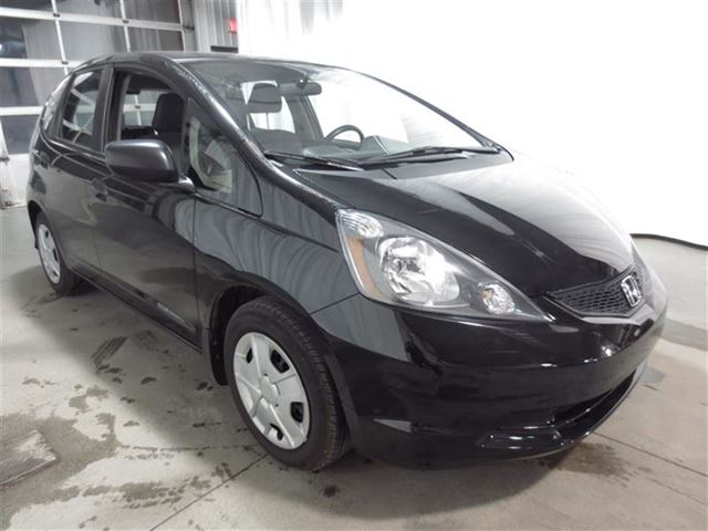2014 HONDA Fit DX A/C GROUPE n++LECTRIQUE in Rimouski, Quebec