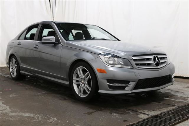 2012 mercedes benz c250 4matic auto a c cuir toit mags for Mercedes benz payment calculator