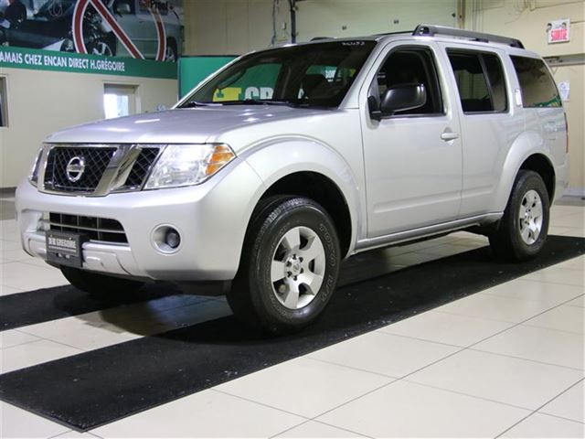2010 nissan pathfinder awd 7passagers auto a c mags carignan quebec car for sale 2452365. Black Bedroom Furniture Sets. Home Design Ideas