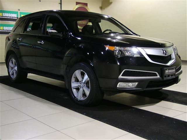 2011 Acura MDX SH-AWD 7PASS CUIR TOIT CAMERA RECUL in Carignan, Quebec