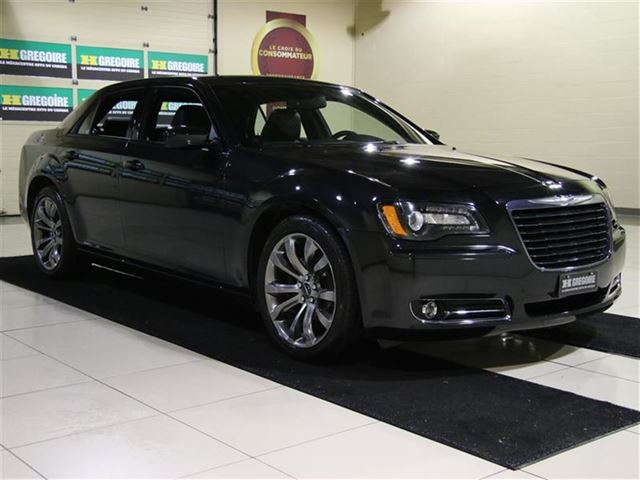 2014 CHRYSLER 300 S AUTO A/C CUIR TOIT MAGS in Carignan, Quebec