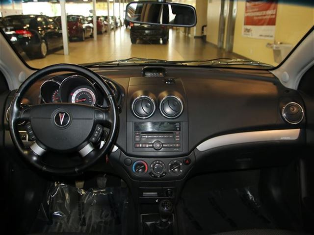 USED 2009 Pontiac Wave G3 PODIUM EDITION AC TOIT  Laval  Wheelsca