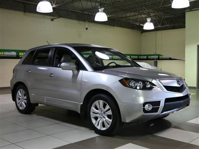 2010 Acura RDX photo - 2