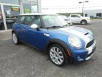 2007 MINI Cooper S - TURBO-CUIR-TOIT PANORAMIQUE in New Richmond, Quebec