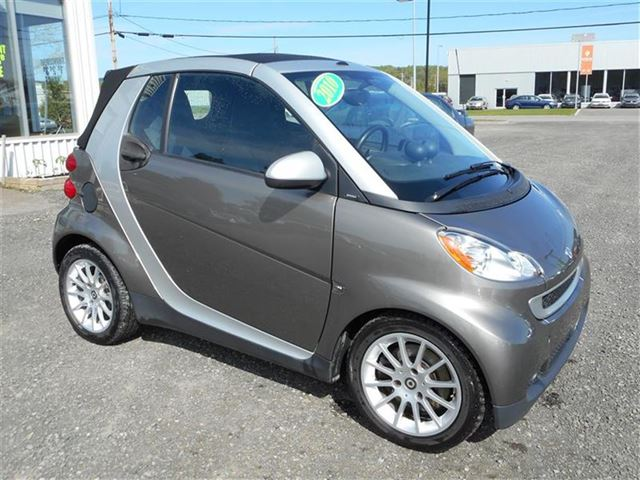 2010 Smart Fortwo Dn++CAPOTABLE in Saint-Simeon, Quebec