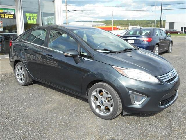 2011 Ford Fiesta IMPn++CABLE in Saint-Simeon, Quebec