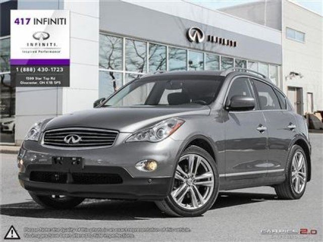 2012 infiniti ex35 luxury a7 graphite shadow 417 infiniti nissan. Black Bedroom Furniture Sets. Home Design Ideas