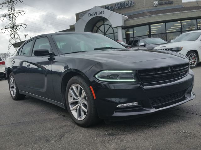 2015 Dodge Charger Sxt Plus Navigation Heated Leather