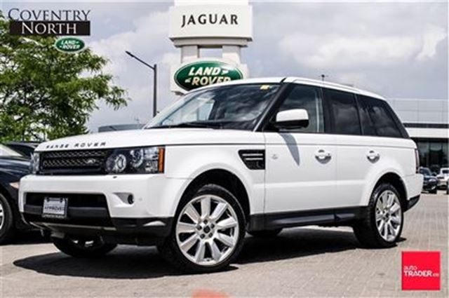 2013 land rover range rover sport hse white coventry. Black Bedroom Furniture Sets. Home Design Ideas