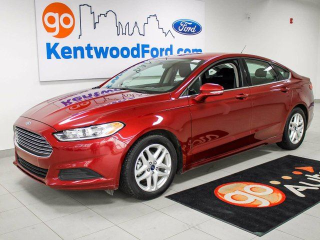 2016 ford fusion se red kentwood ford. Black Bedroom Furniture Sets. Home Design Ideas