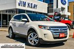 2013 Ford Edge SEL AWD W/ ROOF, NAV & LEATHER in Ottawa, Ontario