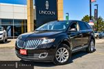 2013 Lincoln MKX AWD W/LEATHER & TOW in Ottawa, Ontario