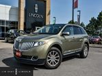 2013 Lincoln MKX VOICE ACTIVATED NAVIGATION*PANORAMIC VISTA ROOF in Ottawa, Ontario