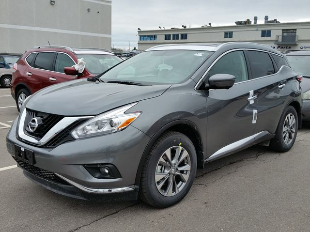 2016 nissan murano sl awd grey woodchester nissan and infiniti new car. Black Bedroom Furniture Sets. Home Design Ideas