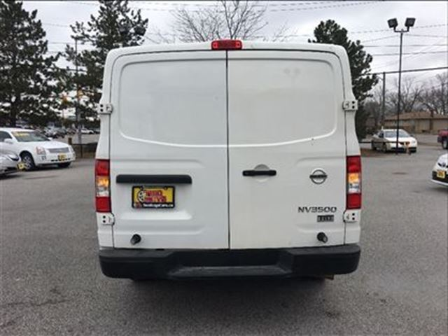 2012 Nissan Nv 3500s V8 Cargo Top St Catharines Ontario