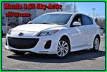 2012 Mazda MAZDA3 GS-SKY in Saint-Jerome, Quebec