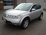 2004 Nissan Murano SL AWD Navigation/Auto/Power/Sunroof/Leather in Scarborough, Ontario
