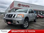 2011 Nissan Titan SV Crew Cab 90 Days No Payments O.A.C. in Brantford, Ontario
