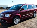 2015 Chrysler Town and Country Touring - DVD/Blu-Ray - Garmin Navigation - Rear Back-Up Camera in Edmonton, Alberta