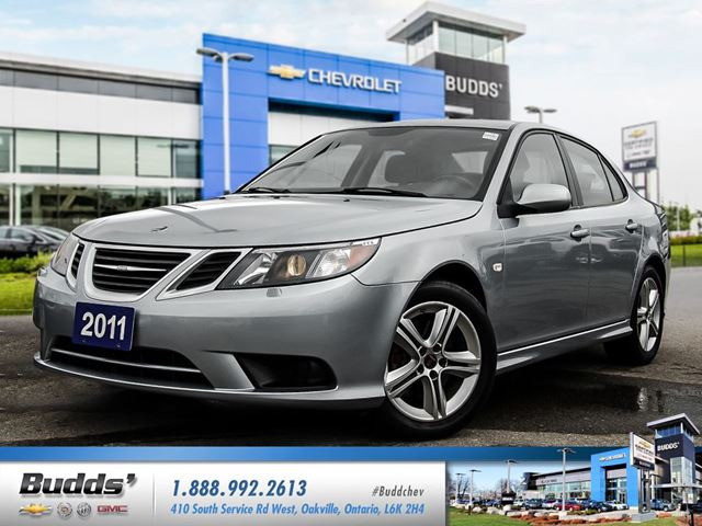 2011 saab 9 3 aero sport sedan fwd 1sc budds chevrolet. Black Bedroom Furniture Sets. Home Design Ideas