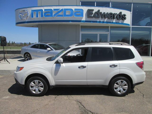 2010 subaru forester 2 5 x pembroke ontario used car. Black Bedroom Furniture Sets. Home Design Ideas