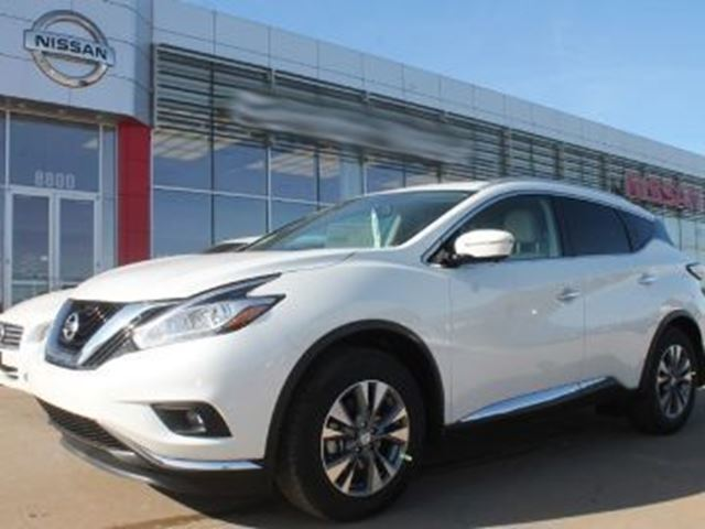 2016 nissan murano sl white lease busters. Black Bedroom Furniture Sets. Home Design Ideas