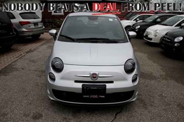 2014 fiat 500 sport turbo certified e tested spring. Black Bedroom Furniture Sets. Home Design Ideas