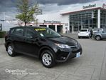 2013 Toyota RAV4 FWD LE Standard Package in Port Moody, British Columbia