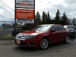 2010 Ford Fusion SEL AWD with LEATHER & MOONROOF in Ottawa, Ontario