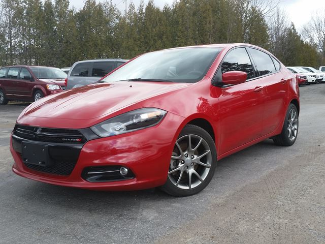 2014 dodge dart rallye port hope ontario used car for sale 2453525. Black Bedroom Furniture Sets. Home Design Ideas