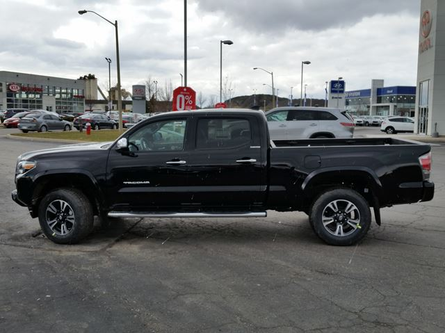 2016 toyota tacoma limited 4x4 black attrell toyota new. Black Bedroom Furniture Sets. Home Design Ideas