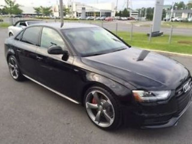 2015 Audi S4 Black Lease Busters Wheels Ca
